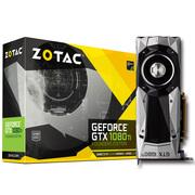 索泰 GTX 1080Ti Founders Edition 1480-1582/11000MHz 11GB/352bit  GDDR5X PCI-E显卡