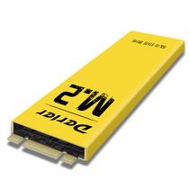 德乐(derler) N650 128GB M.2 2280 固态硬盘 黄色产品图片主图