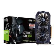 铭瑄 GTX1050巨无霸2G 1354-1455MHz/7000MHz 2G/128bit GDDR5 PCI-E 3.0游戏显卡