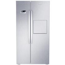 GRUNDIG GSBS11121IX 581升对开门冰箱 原装进口 欧洲专利 蔬果全养鲜  独立吧台产品图片主图