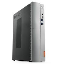联想 天逸510S商用台式办公电脑主机( i5-7400 4G 1T GT730 2G独显 WiFi 蓝牙 Win10 )产品图片主图