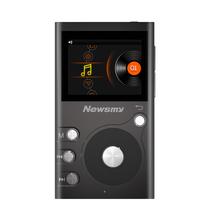 纽曼 G6 无损mp3音乐播放器 HIFI发烧DSD插卡有屏随身听 8G  铁灰色产品图片主图