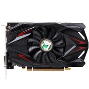 铭瑄 MS-RX550变形金刚4G 1183MHz/7000MHz/128Bit/GDDR5/PCI-E3.0独立游戏显卡