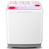 TCL XPB90-9316S 9公斤 半自动双缸洗衣机 双层箱体(欧洲白)产品图片主图