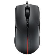 华硕 ROG Strix Evolve P302 玩家国度 RGB灯效 可换上盖 电竞鼠标 游戏鼠标 黑色