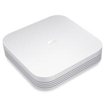 小米 盒子3 增强版 高清网络电视机顶盒 4K电视输出 H.265 标配蓝牙语音遥控器产品图片主图