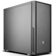 酷冷至尊 清风侠简约版  中塔式机箱(支持ATX主板/USB3.0/背走线/电源下置/前拉丝面板)