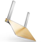 磊科 360安全路由器P2G 千兆wifi 5G双频家用信号放大穿墙 光纤大功率智能无线路由器(金色尊享版)