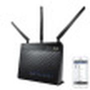 华硕 RT-AC68U 1900M AC双频 低辐射 智能无线路由器
