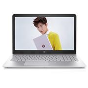 惠普 畅游人Pavilion 15-cc707TX 15.6英寸轻薄笔记本(i5-7200U 4G 500G 940MX 2G独显 Win10)银色