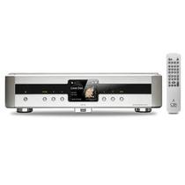 山灵 M3.2 无线流媒体播放器 DSD数字转盘 银色产品图片主图