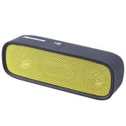 纽曼  NM-BT22 便携插卡蓝牙音响 有线/无线/NFC连接 支持电脑 手机音箱 兼容苹果 安卓 黄色