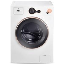 TCL XQGM65-Q100WH 6.5公斤 免污式全自动滚筒洗衣机 智能WIFI控制 (芭蕾白)产品图片主图