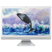 华硕 傲世V221IC 21.5英寸一体机电脑(i3-6006U 4G 256GB SSD 集显 Win10)冰钻银产品图片主图