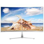 方正科技  FD2466QM+  23.6英寸纤薄曲面微窄边框LED背光液晶显示器
