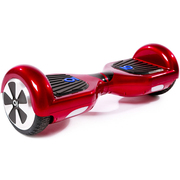 骑客 S1 智能电动两轮平衡车双轮扭扭车思维车体感车 宝石红