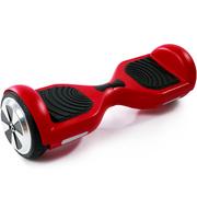 骑客 C1 智能电动两轮平衡车双轮扭扭车思维车体感车 宝石红