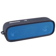 纽曼  NM-BT22 便携插卡蓝牙音响 有线/无线/NFC连接 支持电脑 手机音箱 兼容苹果 安卓 蓝色