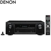 天龙 AVR-X540BT 音响 音箱 家庭影院 AV功放 5.2声道 USB/蓝牙/支持4K超高清/自动声场优化 黑色