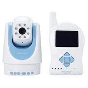 美芯  OT240M 视频婴儿监护器早教机外置4G内存卡婴儿监控器带云台270°旋转