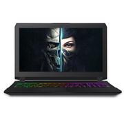 神舟 战神Z8-KP7S2 15.6英寸游戏本笔记本电脑(i7-7700HQ 8G 1T+240G SSD GTX1070 8G独显 1080P)黑色