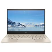 惠普 薄锐ENVY 13-ad028TU 13.3英寸超轻薄笔记本(i7-7500U 8G 360GSSD FHD Win10)金色