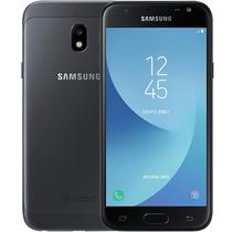 三星 Galaxy J3(J3300)3GB+32GB版 雪夜黑 移动联通电信4G手机 双卡双待产品图片主图