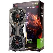 七彩虹 iGame GTX1080Ti Vulcan X GTX1080Ti 1569-1683MHz/11Gbps 11G/352bit游戏显卡