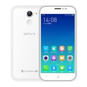 乐丰  T11 移动4G 智能手机 双卡双待  白色