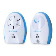 美芯 兰色婴儿监护器可充电监控器无线看护仪babymonitor(兰)