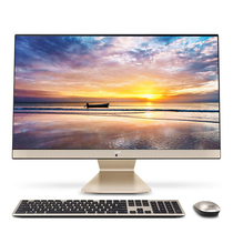 华硕 傲世V241IC 23.8英寸一体机电脑(i5-7200U 8G? 1TB GT930MX 2G独显)黑曜金产品图片主图