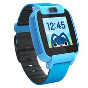 糖猫 搜狗儿童电话手表视频版T3 彩屏摄像儿童智能手表 防水GPS定位学生手表手机 蓝色