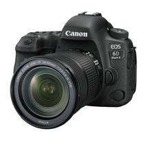 佳能  EOS 6D Mark II 单反套机(EF 24-105mm f/3.5-5.6 IS STM 镜头)产品图片主图