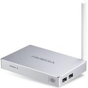 海美迪 H7四代白金版 旗舰配置 蓝牙4.2 双频WiFi 高清网络电视机顶盒子