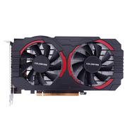 镭风 RX 550 悍甲蜥 4G 1183MHz/7000MHz 4G/128bit GDDR5 PCI-E 3.0显卡