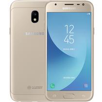 三星 Galaxy J3(J3300)3GB+32GB版 流沙金 移动联通电信4G手机 双卡双待产品图片主图