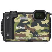 尼康 COOLPIX W300s 防水 防震 防寒 防尘 数码相机 (迷彩色)