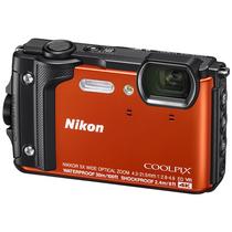 尼康 COOLPIX W300s 防水 防震 防寒 防尘 数码相机 (橙色)产品图片主图