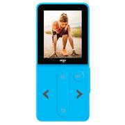 爱国者 mp3播放器 MP3-207迷你无损高音质跑步运动型音乐mp3播放器 带屏幕 蓝色