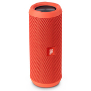 JBL Flip3 音乐万花筒3 蓝牙小音箱 音响 低音炮 防水设计 支持多台串联 便携迷你音响 音箱 活力橙