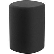 唱吧 C1-07 麦克风AQUA专用防喷棉 黑色 麦克风套 话筒套 海绵套 海绵罩
