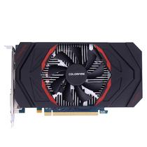 镭风  RX 550 战甲蜥 4G 1183MHz/7000MHz 4G/128bit GDDR5 PCI-E 3.0显卡产品图片主图