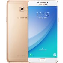 三星 Galaxy C7 pro (C7018)4GB+64GB 枫叶金 4G+版手机 双卡双待产品图片主图