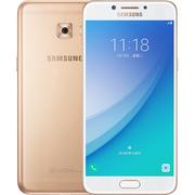 三星 Galaxy C5 Pro(C5018) 4GB+64GB版 枫叶金 移动定4G+版手机 双卡双待