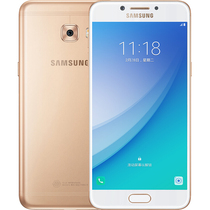 三星 Galaxy C5 Pro(C5018) 4GB+64GB版 枫叶金 移动定4G+版手机 双卡双待产品图片主图