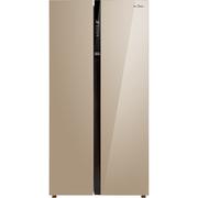 美的  BCD-596WKPZM(E) 596升 变频智能风冷无霜  雷达感温 电脑控温对开门冰箱  (APP远程控制)阳光米