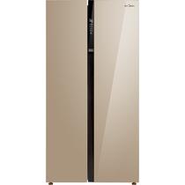 美的  BCD-596WKPZM(E) 596升 变频智能风冷无霜  雷达感温 电脑控温对开门冰箱  (APP远程控制)阳光米产品图片主图