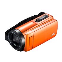 JVC GZ-R465DAC 四防高清数码摄像机/高清DV/投影摄像机 橙色产品图片主图