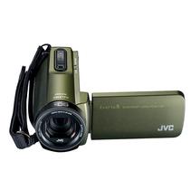 JVC GZ-R465GAC 四防高清数码摄像机/高清DV/投影摄像机  军绿色产品图片主图