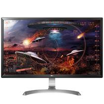 LG 27UD59 27英寸 3840x2160分辨率 超高清4K 爱眼不闪滤蓝光IPS硬屏显示器 黑色产品图片主图